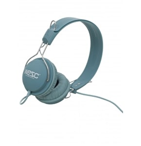 WeSC Headphones Tambourine Adriatic Blue
